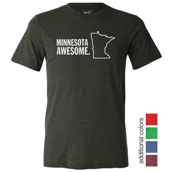 Minnesota Awesome Unisex T-Shirt