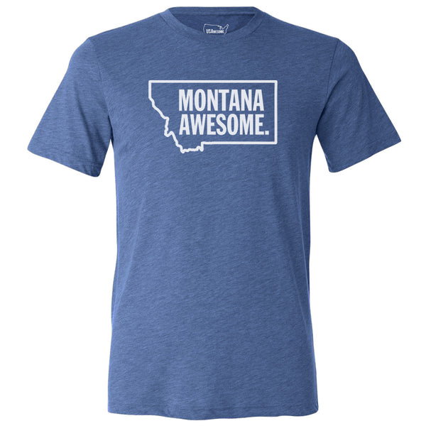 Montana Awesome Unisex T-Shirt