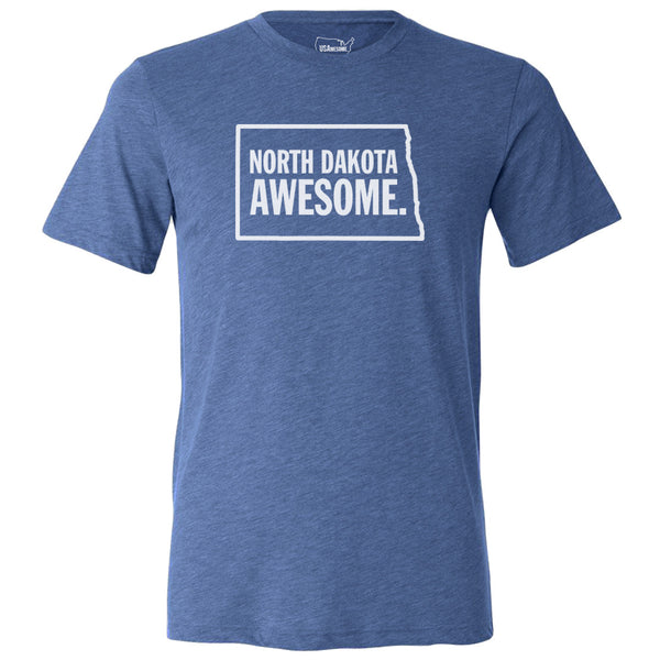 North Dakota Awesome Unisex T-Shirt