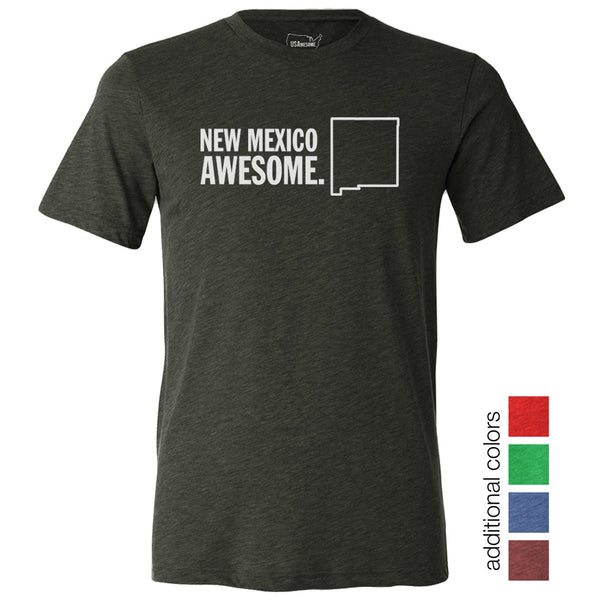 New Mexico Awesome Unisex T-Shirt