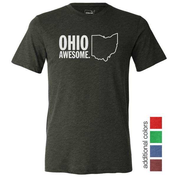 Ohio Awesome Unisex T-Shirt