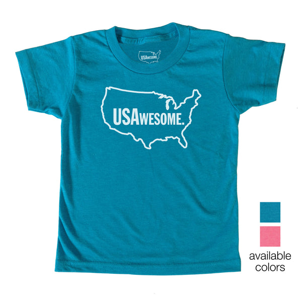 USAwesome Kids T-Shirt