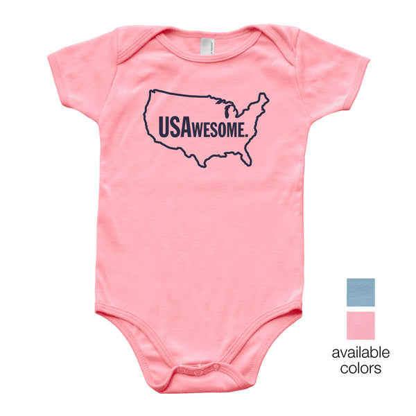USAwesome Baby Onesie