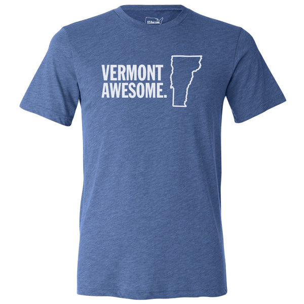 Vermont Awesome Unisex T-Shirt
