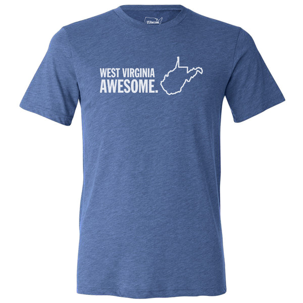 West Virginia Awesome Unisex T-Shirt