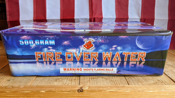 Fire Over Water