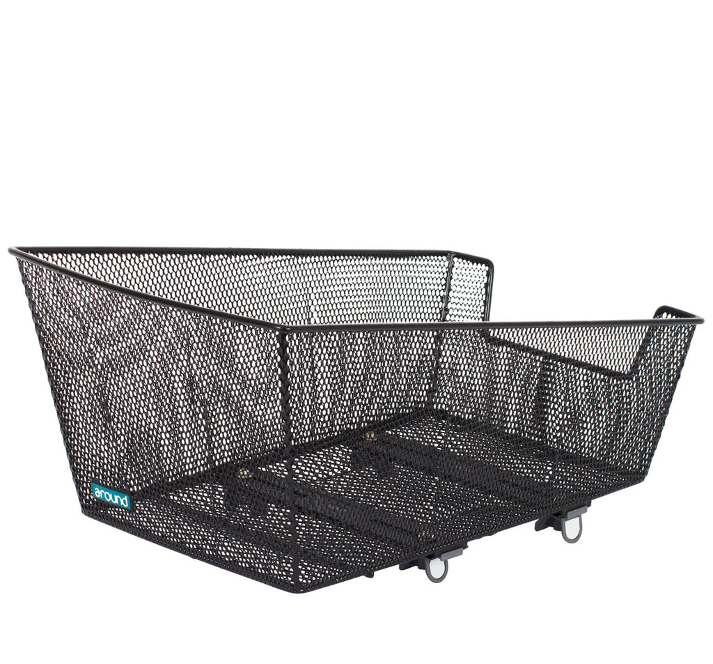 COLLEGE MESH REAR BASKET