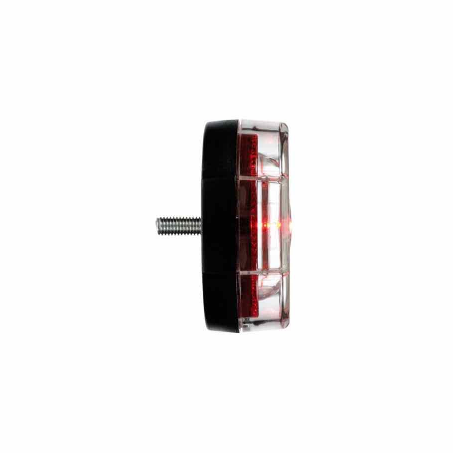 TOPLIGHT FLAT S PLUS - REAR DYNAMO LIGHT - W/STANDLIGHT