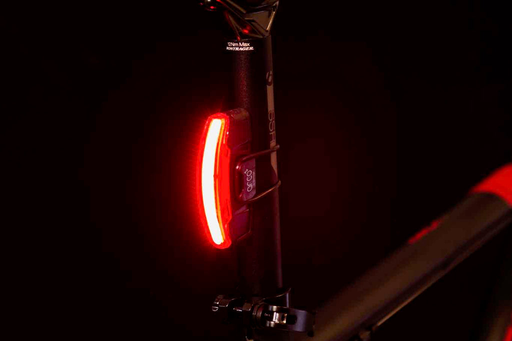 ARCO FRONT/REAR LIGHT SET - RECHARGEABLE