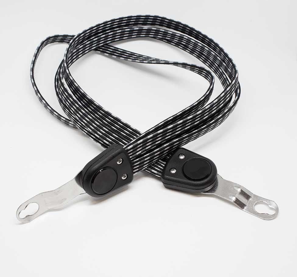 QUATTRO STRONG BUNGEE STRAP – Fourth Floor Distribution Inc