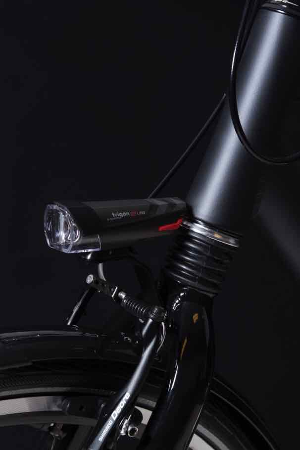 BH 500 FORK LIGHT BRACKET