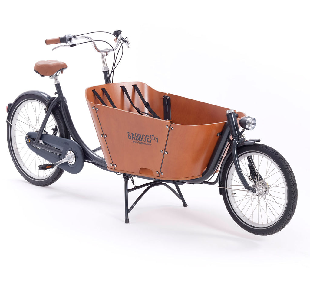 Babboe City Cargo Bike 2 Wheels