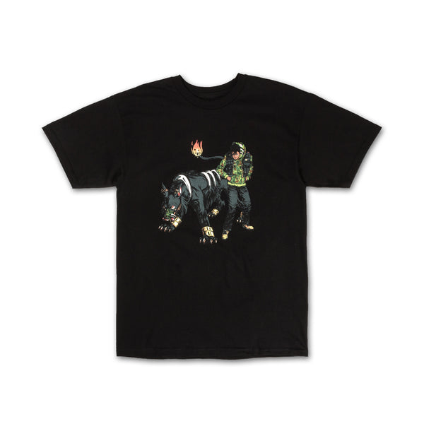 Kilt III Tee in Black