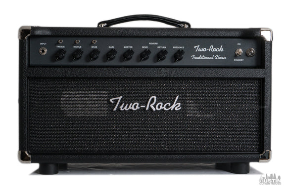 Two-Rock Traditional Clean Head 100/50Watt