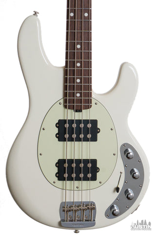 Music Man StingRay Special Ivory White HH