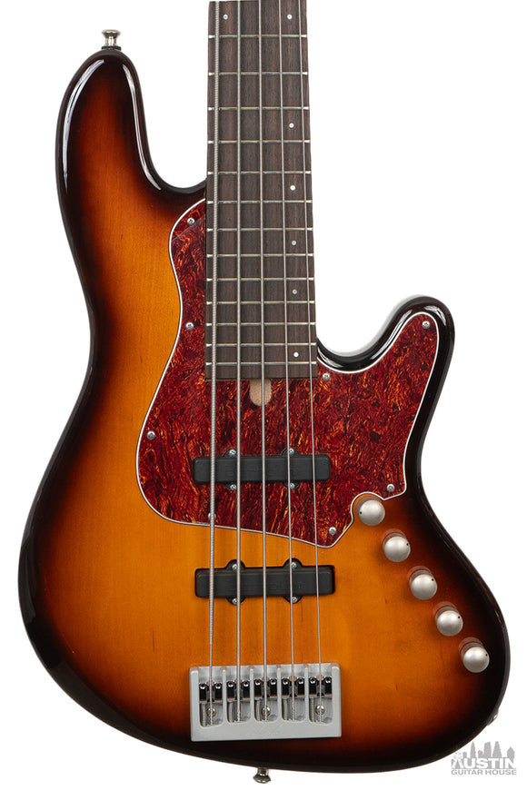 Elrick Standard Series NJS 5-String Bass Guitar