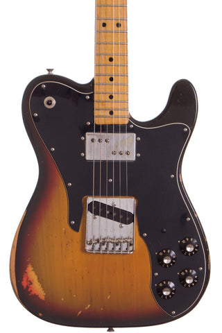1975 Fender Telecaster Custom (Sunburst)