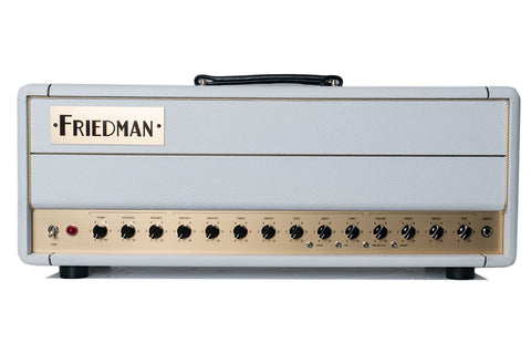 Friedman BE-50 Deluxe 50 Watt 3-Channel Head (used)