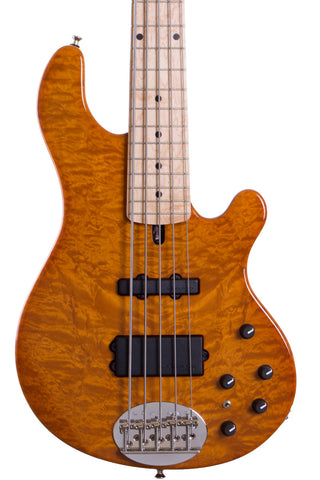 Lakland 55-94 Deluxe 5 Strings (Amber)
