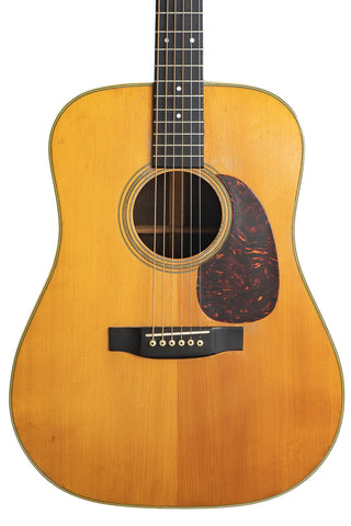 1962 Martin D-28 Brazilian Rosewood Back & Sides(USED)