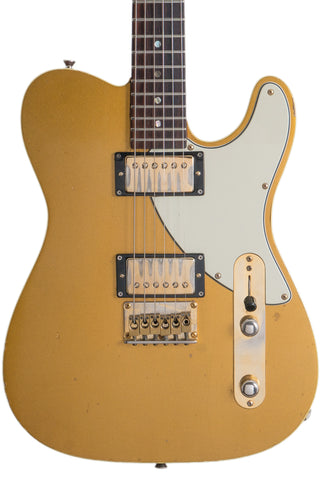 Gustavsson Custom Tele 1998 Gold Top (USED)