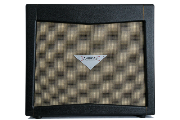 AmbiKab 2x12/2x10 Wet/Dry Powered Cabinet w/Celestion Redbacks