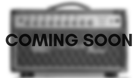 Two-Rock Silver Sterling Signature 150W Black Tolex *COMING SOON*