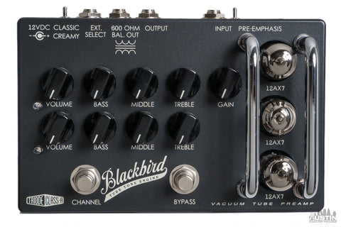 Effectrode SR-71 Blackbird Tube Preamp