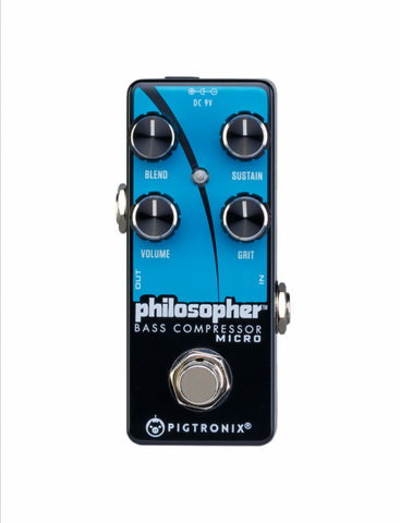 Philosopher's Tone Bass Compressor