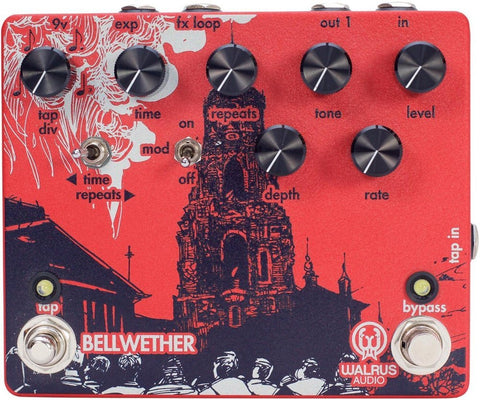Bellwether Analog Delay w/Tap Tempo