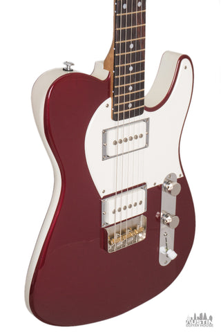 Classic II Hot Rod Series Titan Red/India Ivory