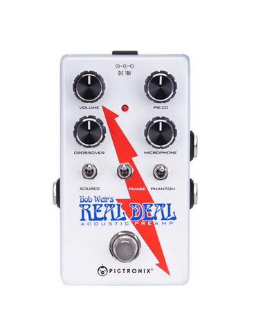 Bob Weir Real Deal Acoustic Preamp