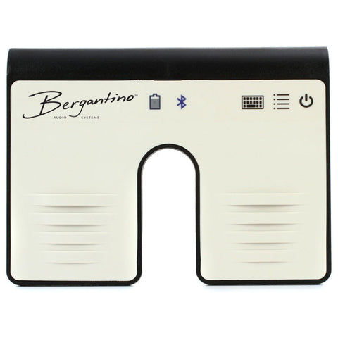 Bergantino B|Amp Bluetooth Footswitch