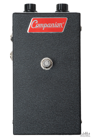 Companion FY-2 Fuzz Black Buzz