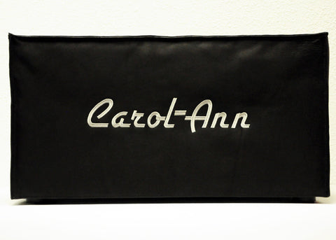 Carol-Ann Padded Leather Amp Cover