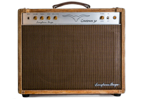Longhorn Cowtown 30 1x12 Combo