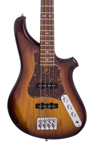 CP Thornton Bass (Tobacco Burst)