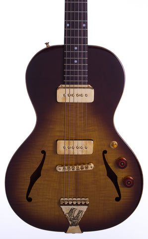 B&G Little Sister Crossroads (Tobacco Burst)
