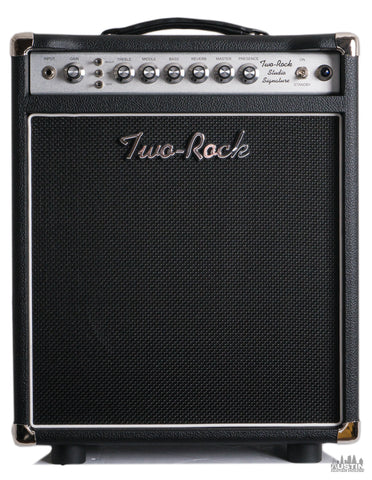 Two-Rock Studio Signature 35W 1x12 Combo Silver Faceplate