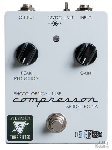 Effectrode Photo - Compressor PC-2A