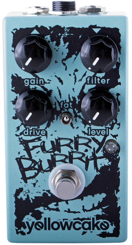 Yellowcake Furry Burrito OD/Fuzz
