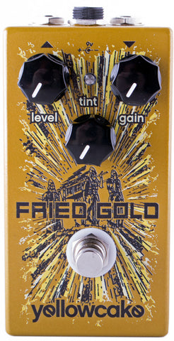 Yellowcake Fried Gold Overdrive