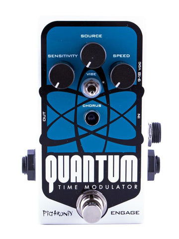 Quantum Time Modulator