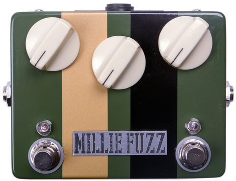 6 Degrees FX Millie Fuzz Face