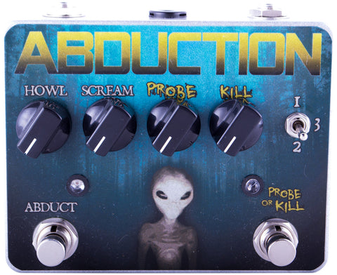 Abduction Dual Germanium Overdrive