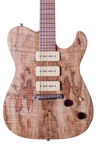 Forshage GT (Spalted Maple Top)