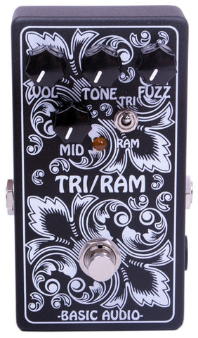 Basic Audio Tri/RAM Muff