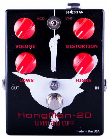 The Hangman 2D Red Special