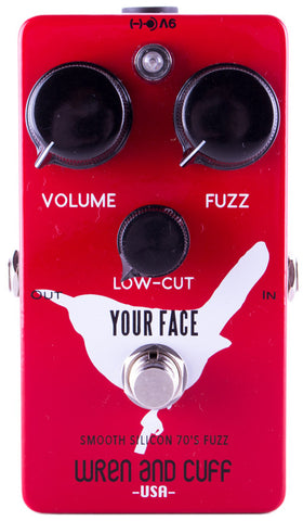 The Your Face 70's Red