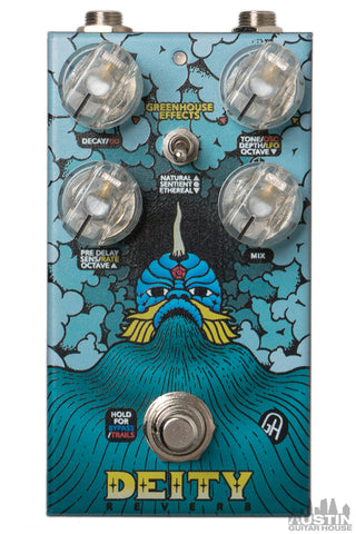 GreenHouse Effects Diety Reverb